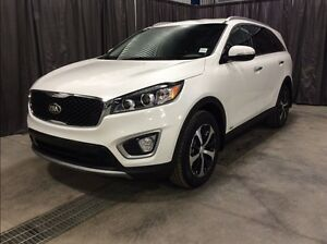 2016 Kia Sorento EX Turbo AWD Leather