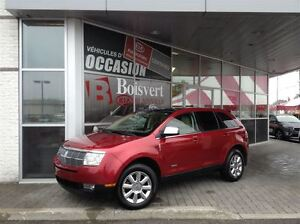 2008 Lincoln MKX CUIR / TOIT PANORAMIQUE
