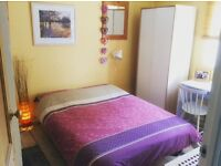 Mon-Fri / Sun-Thu Double Room to Rent in Lovely Shared House