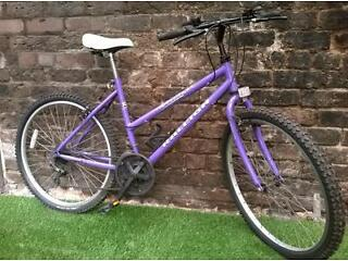 """Ladies RALEIGH TEMPEST 18.5"""" Frame 15 Speed MTB FULLY SERVICED Commute/Leisure"""