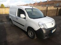 Renault Kangoo 2011 1.5 ML20 DCI 85, side loading door, 1 company owner, no VAT