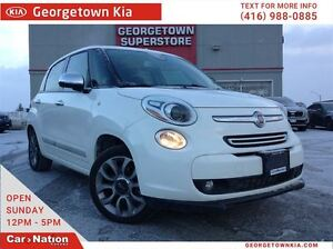 2015 Fiat 500L LOUNGE NAVI | PANO ROOF | BACK UP CAM | ALLOY WHE