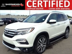 2016 Honda Pilot Touring AWD | REMOTE START | 3M | NAVI | LED
