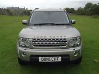 Land Rover Discovery 4 TDV6 XS (gold) 2010-06-11