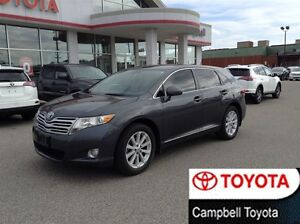 2012 Toyota Venza 1 OWNER--CLEAN CAR PROOF--LOW KM'S