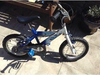 Boys Star Wars bike (3-5 years)