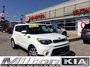 2017 Kia Soul EX | BACKUP CAMERA | HEATED SEATS | ALLOYS