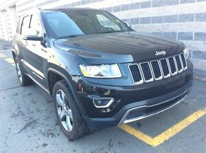 2016 Jeep Grand Cherokee LIMITED/LEATHER/LOADED/4X4