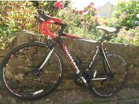 CLaud butler raceing bike 58cm frame