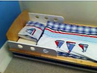 Tolder bed