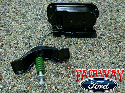 Ford  Spare  Tire  Hoist