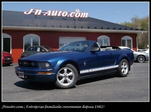 2007 Ford MUSTANG CONVERTIBLE V6 4.0l.