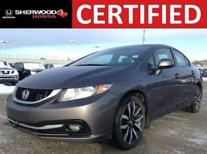 2013 Honda Civic Touring | NAVI | HEATED LEATHER | BACK CAM