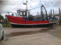 Steel Fishing Boat