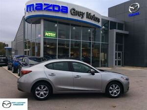 2015 Mazda MAZDA3 GX, Auto, Air, one owner, low low kms