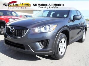 2015 Mazda CX-5 GX $127.11 BI WEEKLY! $0 DOWN! CERTIFIED!