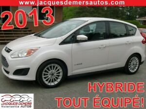 2013 Ford C-Max Hybride