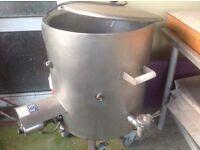 Meat boiler