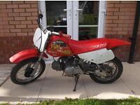 ++ HONDA CRF70 TWIST AND GO KIDS MOTORBIKE EXCELLENT BIKE +++ ONLY £750 +++