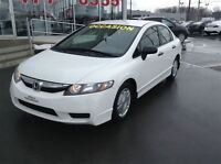 2010 Honda Civic DX-G TEXTO 514.794.3304