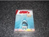 JAWS COMMODORE CBM 64 GAME