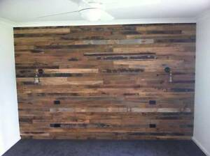 Recycled hardwood cladding/feature wall panels Cranbourne East Casey Area Preview
