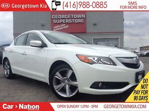 2013 Acura ILX Premium Package| SUNROOF | BACK UP CAM | LEATHER
