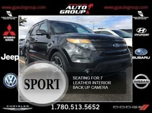 2013 Ford Explorer Sport | Seating for 7