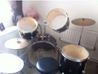 Millennium Drum Set!!