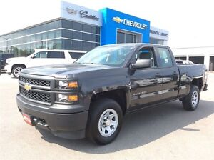 2015 Chevrolet Silverado 1500 4x4  | V6 | Low Kms.