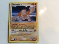 Carte pokemon - regirock