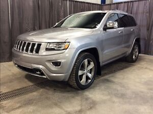 2014 Jeep Grand Cherokee Overload Loaded 4x4