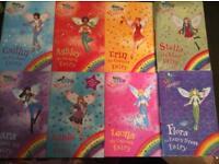 8 rainbow magic books