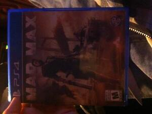 Mad max for ps4 30$ (bran new)