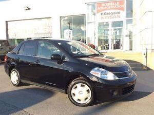 2008 Nissan Versa * 1.8S * AUT * A/C * GR.ÉLEC * IMPECCABLE *