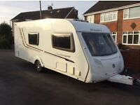 2010 SWIFT CHALLENGER 530 4 BERTH TOURING CARAVAN IN FANTASTIC CONDITION