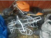Mini moto mini quad spares parts