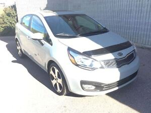 2013 Kia Rio SX w/UVO - NO ACCIDENT, LOADED