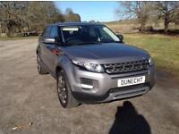 Land Rover Range Rover Evoque SD4 PURE TECH (grey) 2013-07-17