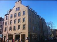 Nicolson Square, Edinburgh Festival Let Two Bedroom modern flat City Centre