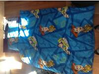 Toy Story toddler bedding set with duvet and pillow