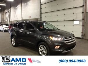 2018 Ford Escape SE 4WD with Auto Start/Stop, All Weather Mats a