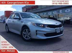 2016 Kia Optima LX AT | $139 BI-WEEKLY | FREE SNOW TIRES! |