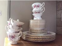 Royal Albert lavender rose