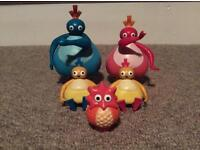Twirly woos set for sale