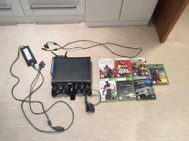 Excellent condition Xbox 360 bundle