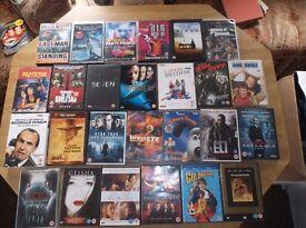 50 DVDs