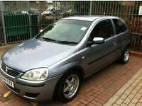1.0 Vauxhall Corsa. low mileage!
