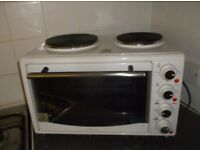 BABY BELLING TYPE MINI TABLE TOP COOKER, WITH FAN OVEN