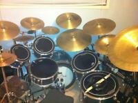 Experienced metal drummer